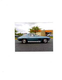 Ron Stokes 1967 Corvette