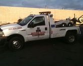 tow truck Mitch's auto