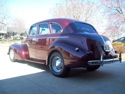 Randy's 1940 Pontiac