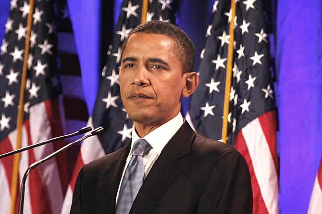 President Barack Obama ©Scott Weiner