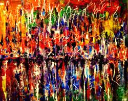 Colorscape #14. Reflections
