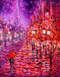 Misty Purple
