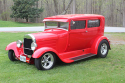 Mike O'Donnell's 1929 Ford