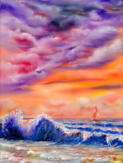 Waves and Skies
