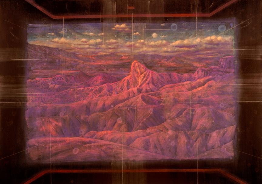 Death Valley-Dimension