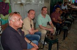 Coffee Shop in Jerusalem