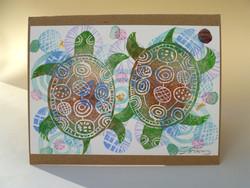 Two Big Turtles