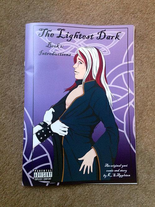 The Lightest Dark comic