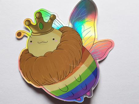 The Rainbow Hive