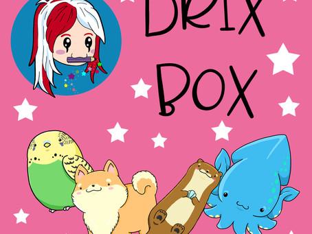 Drix Box blogging