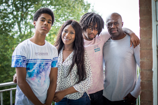 Felix & Family