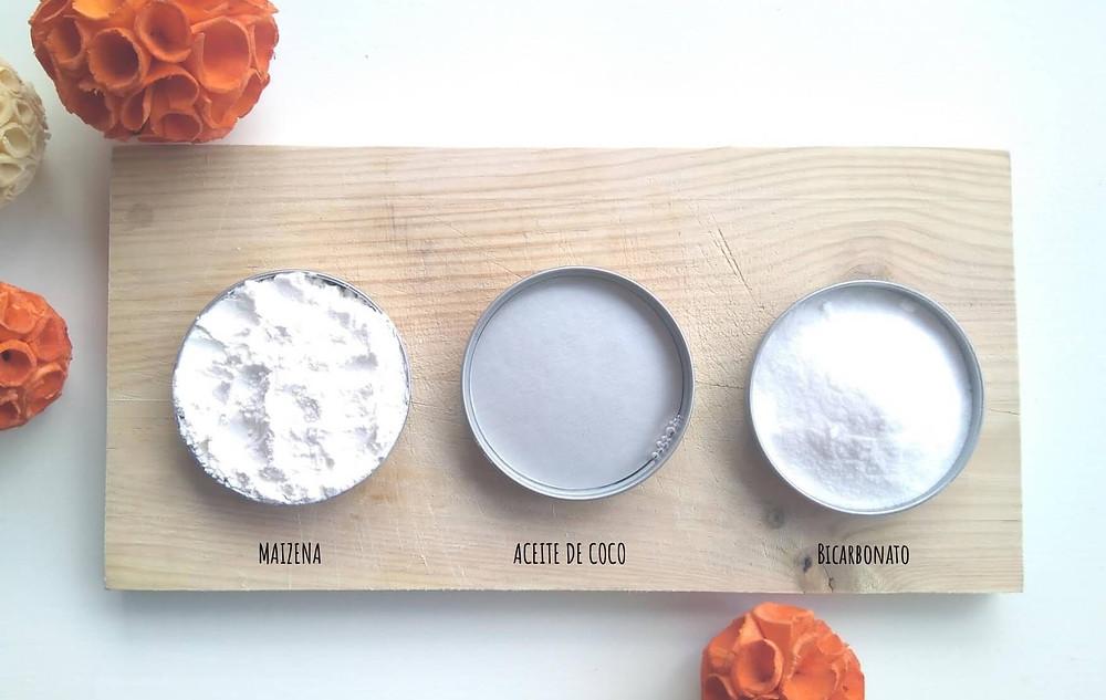 Puedes elaborar tu propio desodorante casero natural con solo tres ingredientes.