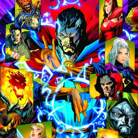 EP19 Mages in Marvel