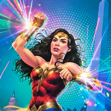 EP84 Deep Dive: Wonder Woman