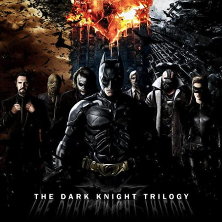 EP18 Rewind Review:                        The Dark Knight Trilogy