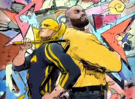 EP73 Comic Book BFFs & Duos
