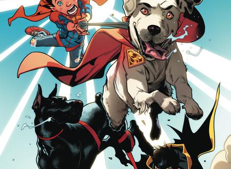 EP44 Super Pets In Comics