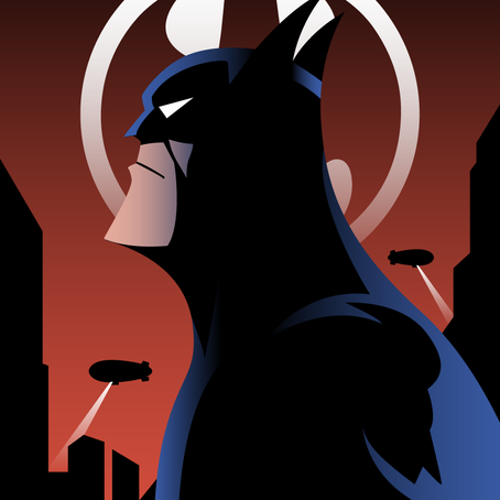 EP42 Favorites of Batman:                   the Animated Series