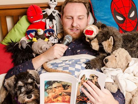 Let's Talk Spider-Man with Mac Blake