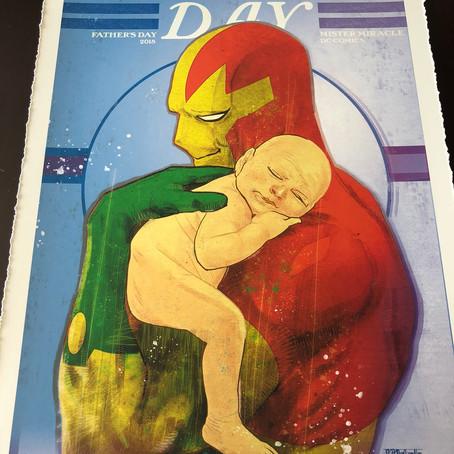 EP34 Comic Book Fatherhood