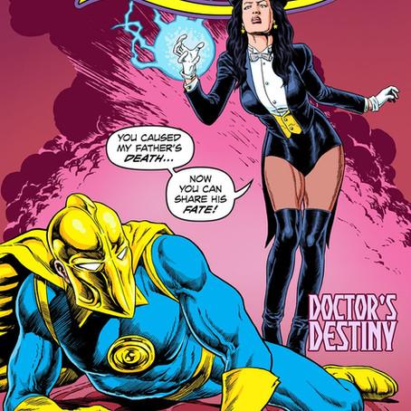 EP39 Magic in DC Comics