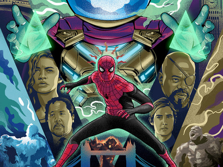 EP37 Spider-Man:                             Far From Home Movie Review
