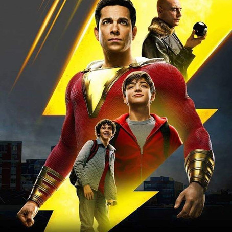 EP24 Shazam! Movie Review