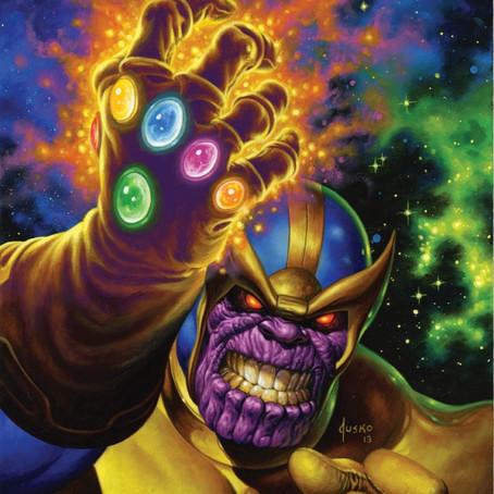 EP25 Deep Dive:                         Thanos & The Infinity Stones