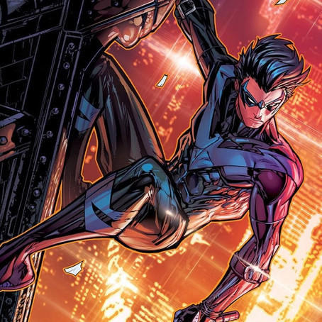 EP87 Deep Dive: Nightwing