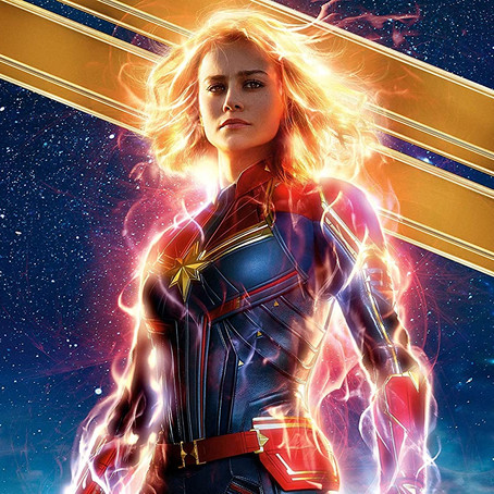 EP20 Captain Marvel Movie Review