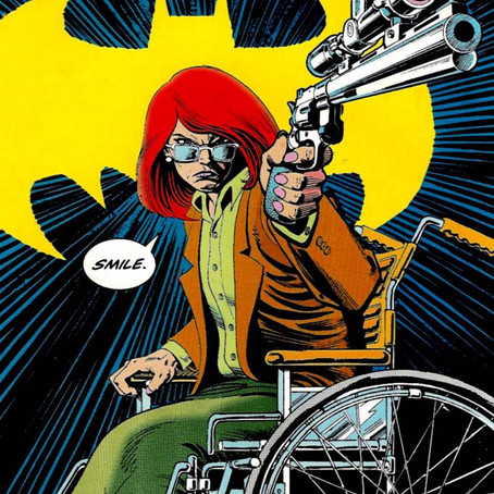 EP43 Physical Disability in Comics