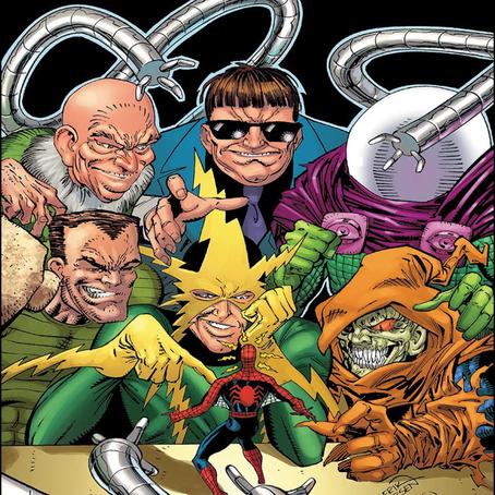 EP36 Mysterio &                            Other Spider-Man Villains