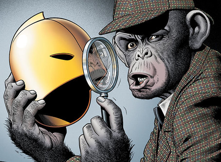 EP77 Objects, Artifacts, & Items            in DC Comics