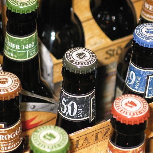 Beer - Almasty NCL Pils & Simple Pleasure