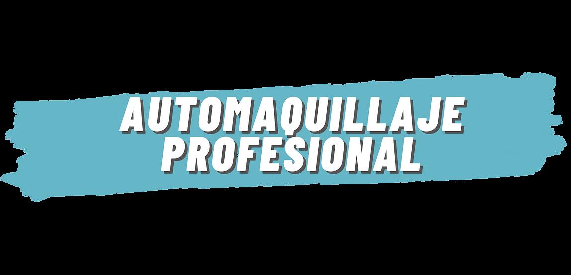 Crema y Rosa Maquillista Profesional  Es
