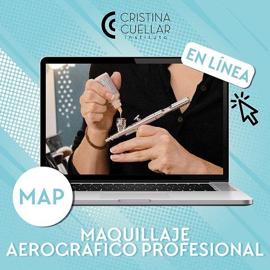 Maquillaje Aeografico Profesional