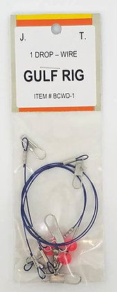 Jeros Tackle 1 Drop-Wire Gulf Rig (BCWD-1)