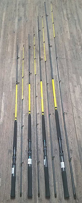 Dave's Crappie Buster 2pc light action rods