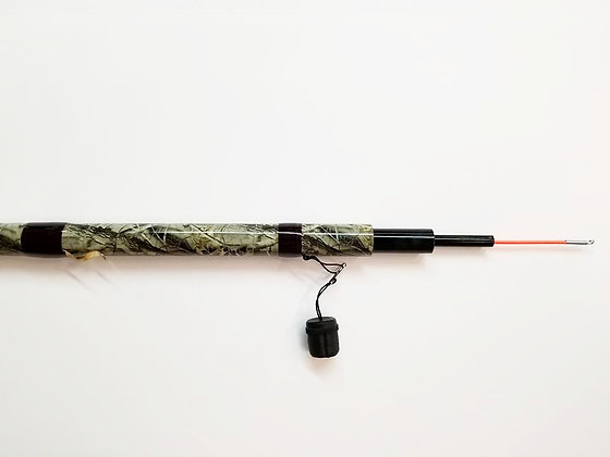 Ht Camo 12ft 4 Section Telescoping Bream Buster