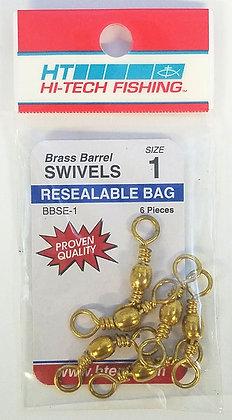 HT Brass Barrel Swivels