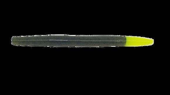 "AWD Baits - 5"" Trick Stick (Watermelon Chartreuse)"