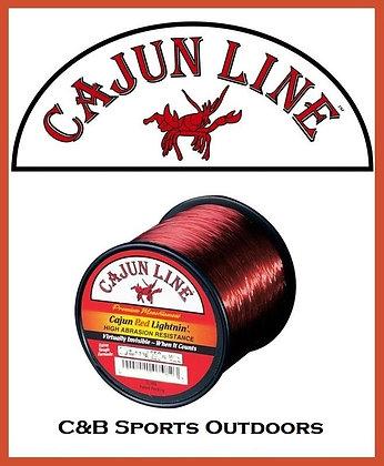 Cajun Line Red Lightning