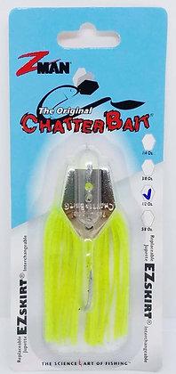 Z-Man Original Chatterbait - 1/2oz Chartreuse