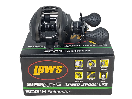 Lew's Super Duty G Speed Spool LFS SDG1H Baitcaster