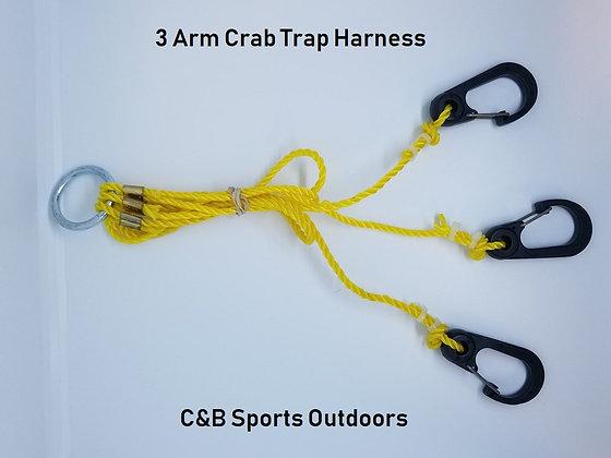 3 Arm Crab Trap Harness