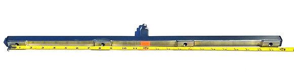 """24"""" Stainless Steel T-Bars for  3/8"""" Stem Rod Holder"""