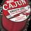 Thumbnail: Zebco Cajun Smooth Cast Low-Vis Ragin' Red Fishing Line