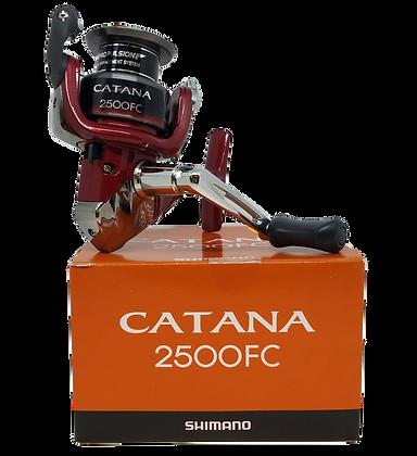 Shimano Catana 2500FC Spinning Reel