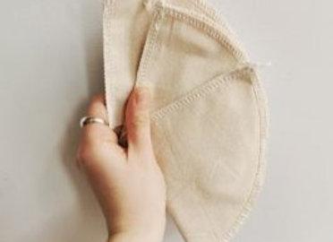 Filtre conique en tissu