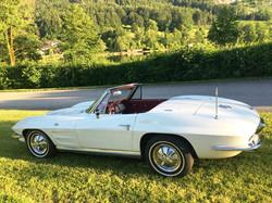 US Car Club Corvette C2